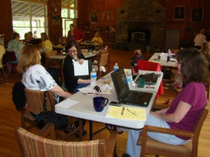 May 2011 The Wild Rose Press Writers Retreat