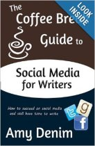 Book cover for The Coffee Break Guide to Social Media for Writers