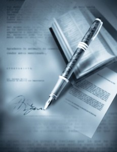 contract picture