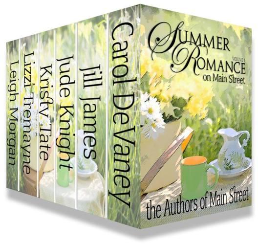summer romance 3d cover